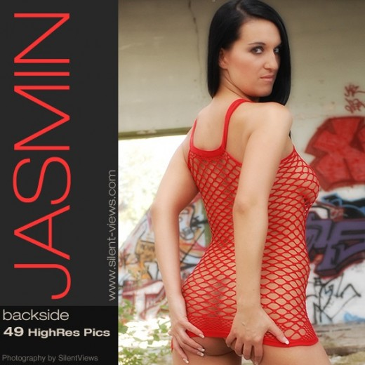 Jasmin - `#173 - Backside` - for SILENTVIEWS