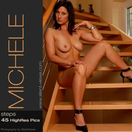 Michele - `#124 - Steps` - for SILENTVIEWS