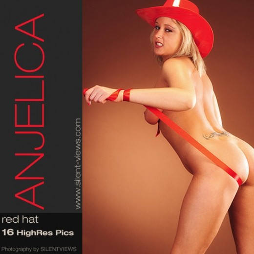 Anjelica - `#666 - Red Hat` - for SILENTVIEWS