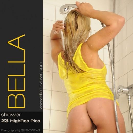 Bella - `#377 - Shower` - for SILENTVIEWS