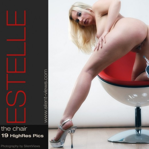 Estelle - `#274 - The Chair` - for SILENTVIEWS