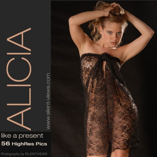 Alicia - `#456 - Like A Present` - for SILENTVIEWS