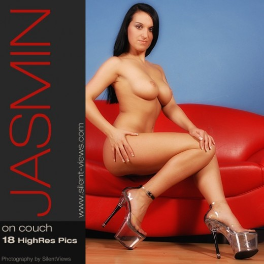 Jasmin - `#269 - On Couch` - for SILENTVIEWS