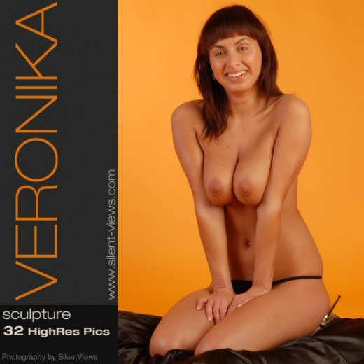 Veronika - `#369 - Sculpture` - for SILENTVIEWS