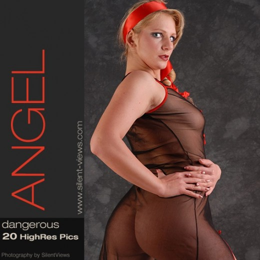 Angel - `#271 - Dangerous` - for SILENTVIEWS2