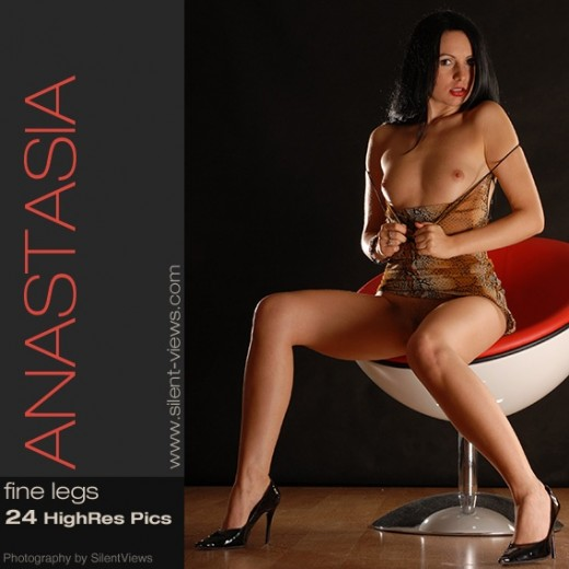 Anastasia - `#313 - Fine Legs` - for SILENTVIEWS2
