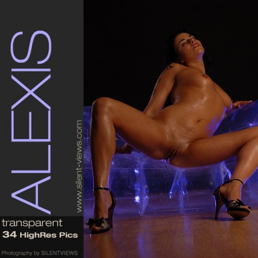 Alexis - `#325 - Transparent` - for SILENTVIEWS2