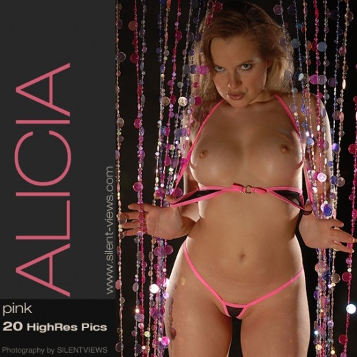 Alicia - `#358 - Pink` - for SILENTVIEWS2