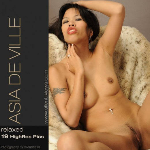 Asia de Ville - `#374 - Relaxed` - for SILENTVIEWS2