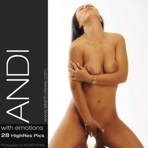 Andi - `#461 - With Emotions` - for SILENTVIEWS2