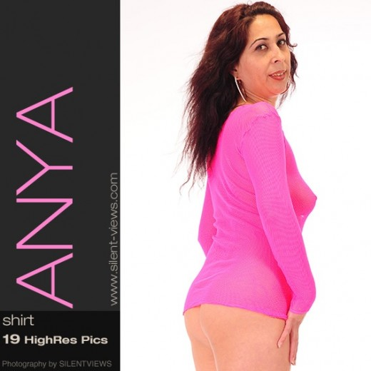 Anya - `#522 - Shirt` - for SILENTVIEWS2