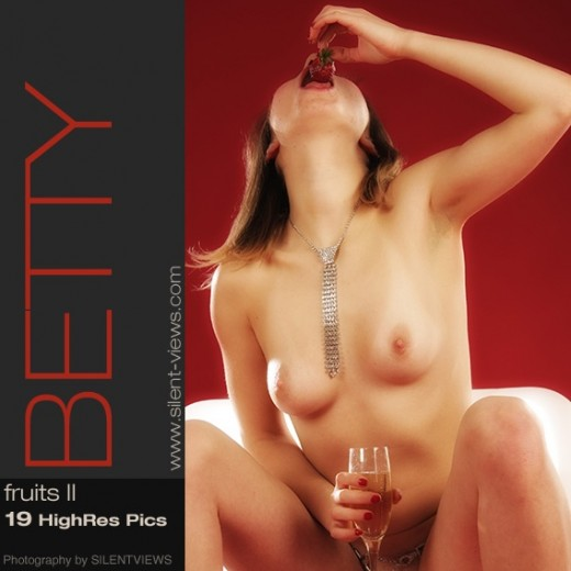 Betty - `#331 - Fruits II` - for SILENTVIEWS2