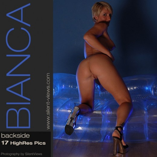 Bianca - `#351 - Backside` - for SILENTVIEWS2