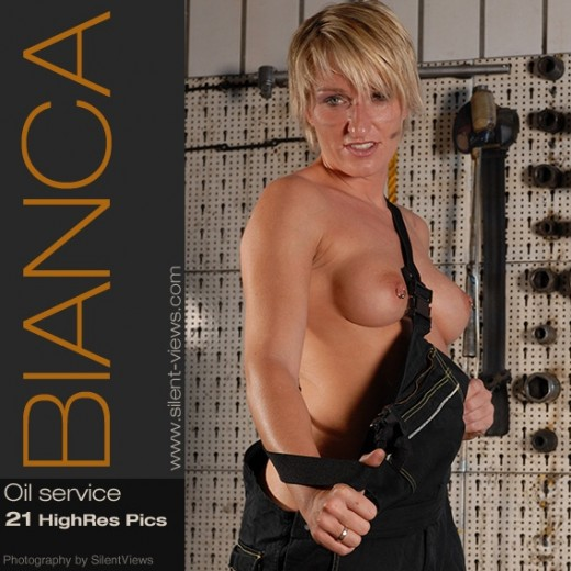 Bianca - `#585 - Oil Service` - for SILENTVIEWS2