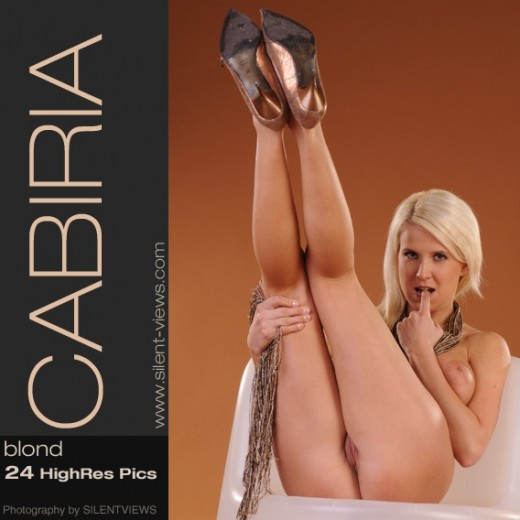 Cabiria - `#370 - Blond` - for SILENTVIEWS2