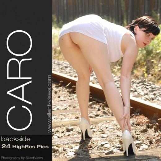 Caro - `#398 - Backside` - for SILENTVIEWS2