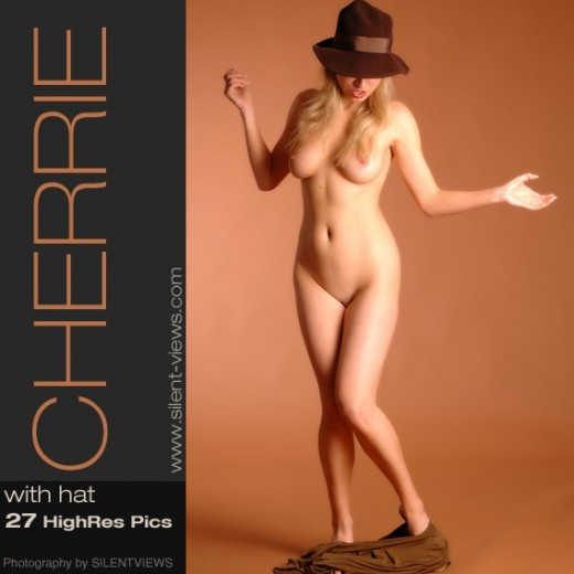 Cherrie - `#457 - With Hat` - for SILENTVIEWS2