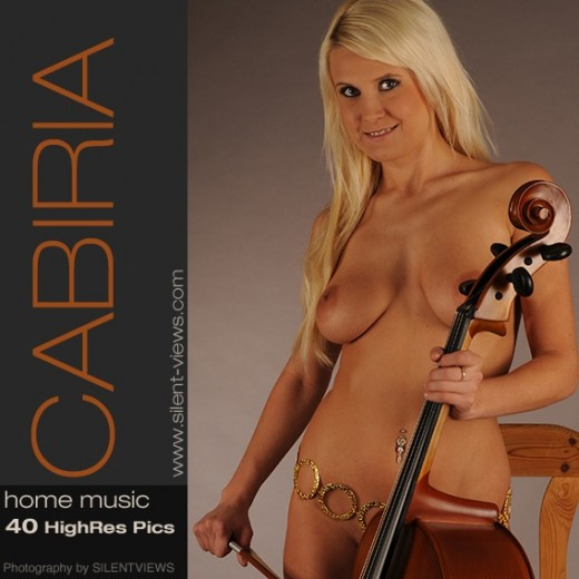 Cabiria - `#525 - Home Music` - for SILENTVIEWS2