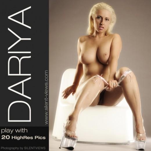 Dariya - `#375 - Play With` - for SILENTVIEWS2