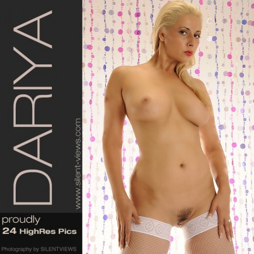Dariya - `#471 - Proudly` - for SILENTVIEWS2