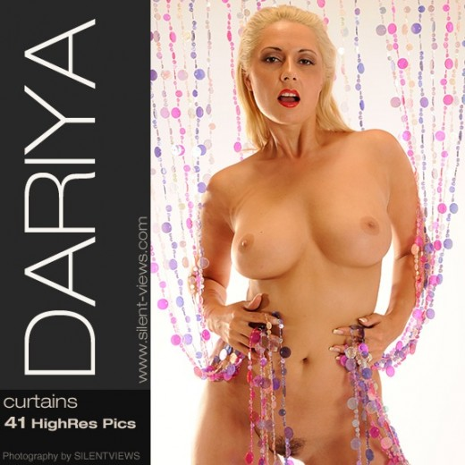 Dariya - `#517 - Curtains` - for SILENTVIEWS2