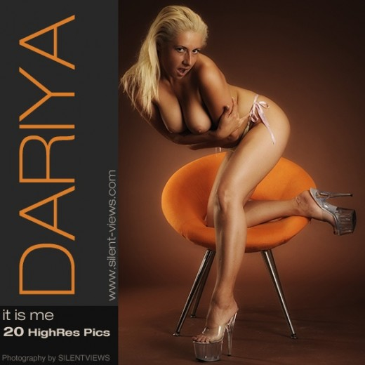 Dariya - `#417 - It Is Me` - for SILENTVIEWS2