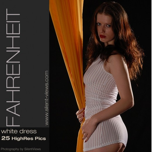 Fahrenheit - `#580 - White Dress` - for SILENTVIEWS2