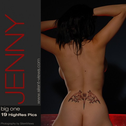Jenny - `#280 - Big One` - for SILENTVIEWS2