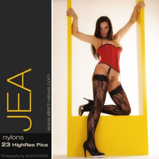 Jea - `Nylons` - for SILENTVIEWS2