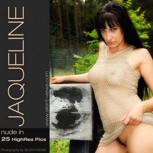 Jaqueline - `#515 - Nude In` - for SILENTVIEWS2