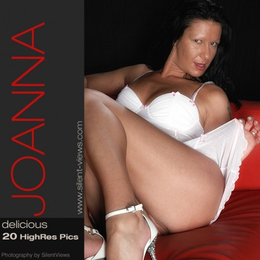 Joanna - `#530 - Delicious` - for SILENTVIEWS2