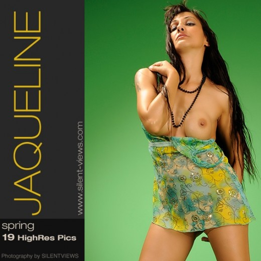 Jaqueline - `#548 - Spring` - for SILENTVIEWS2
