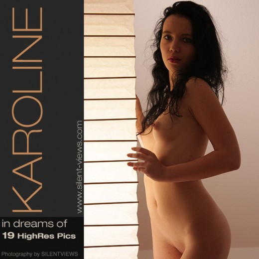 Karoline - `#365 - In Dreams Of` - for SILENTVIEWS2