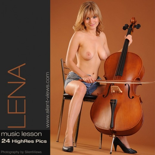 Lena - `#344 - Music Lesson` - for SILENTVIEWS2