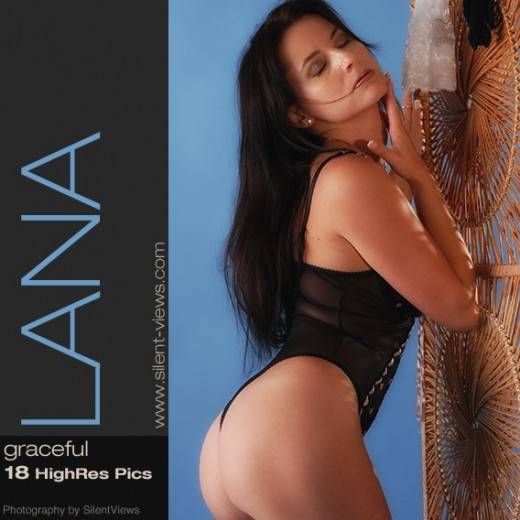 Lana - `#444 - Graceful` - for SILENTVIEWS2