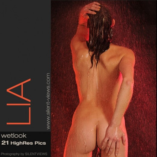Lia - `#474 - Wet Look` - for SILENTVIEWS2