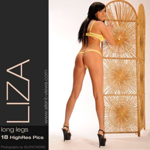 Liza - `#516 - Long Legs` - for SILENTVIEWS2