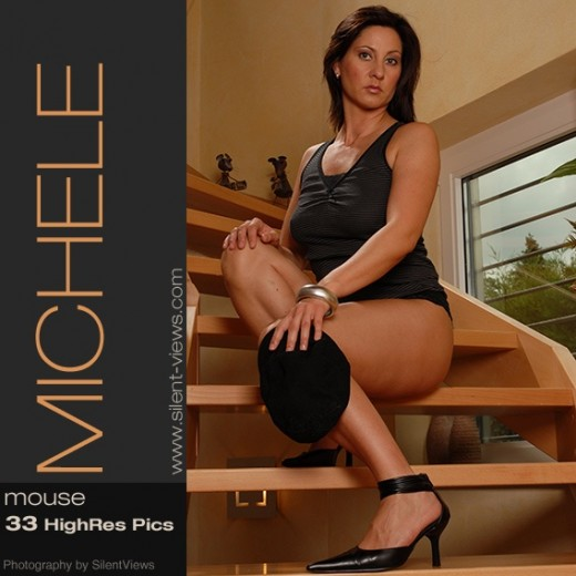Michele - `#324 - Mouse` - for SILENTVIEWS2