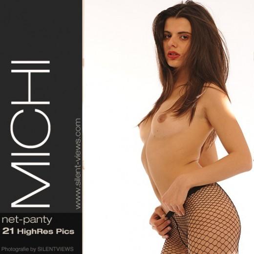 Michi - `#478 - Net-Panty` - for SILENTVIEWS2