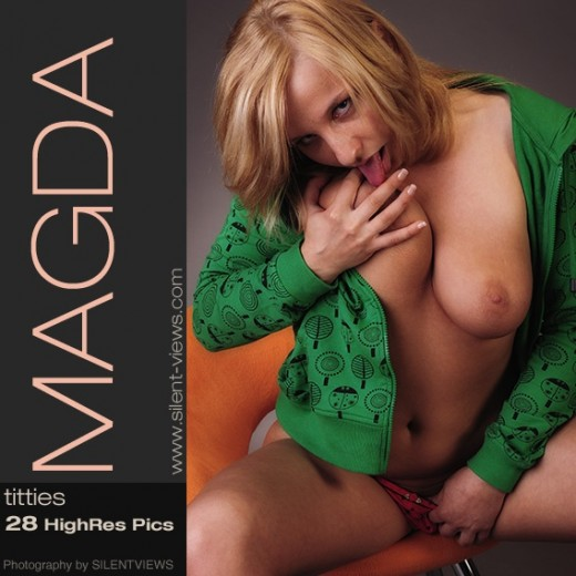 Magda - `#540 - Titties` - for SILENTVIEWS2