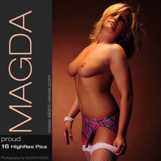 Magda - `#578 - Proud` - for SILENTVIEWS2