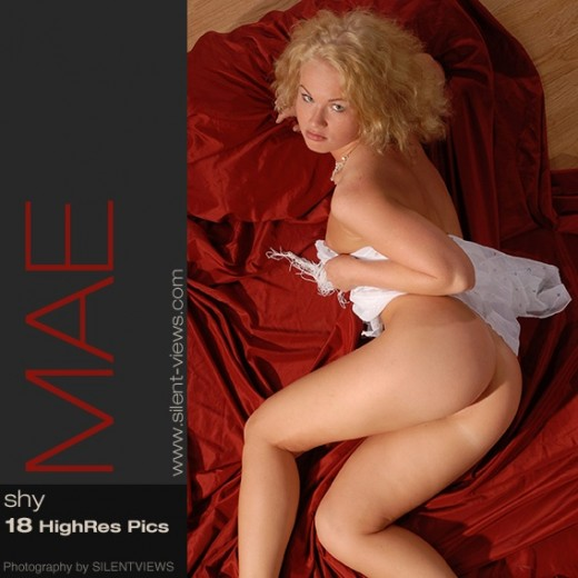 Mae - `#590 - Shy` - for SILENTVIEWS2