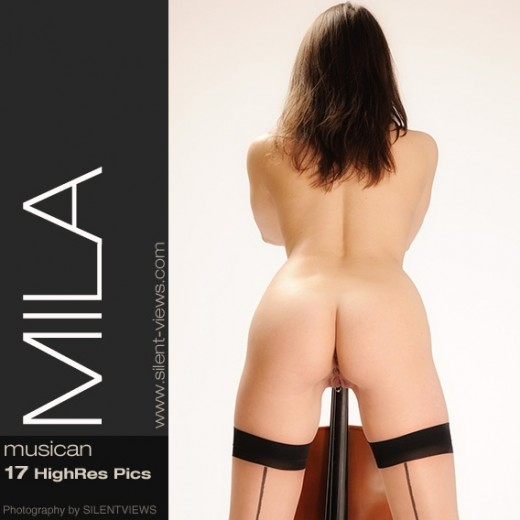 Mila - `#599 - Musician` - for SILENTVIEWS2