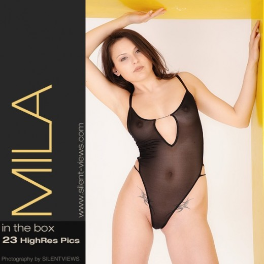 Mila - `#630 - In The Box` - for SILENTVIEWS2
