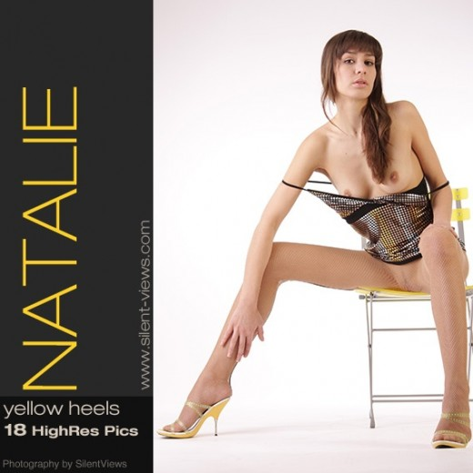 Natalie - `#295 - Yellow Heels` - for SILENTVIEWS2