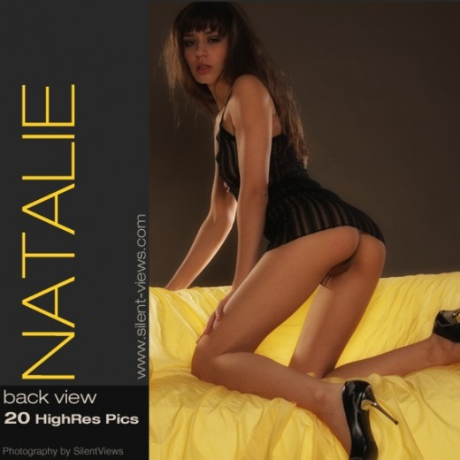 Natalie - `#388 - Back View` - for SILENTVIEWS2