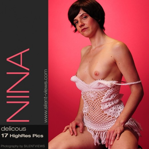 Nina - `#545 - Delicious` - for SILENTVIEWS2