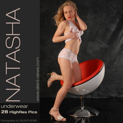 Natasha - `#549 - Underwear` - for SILENTVIEWS2