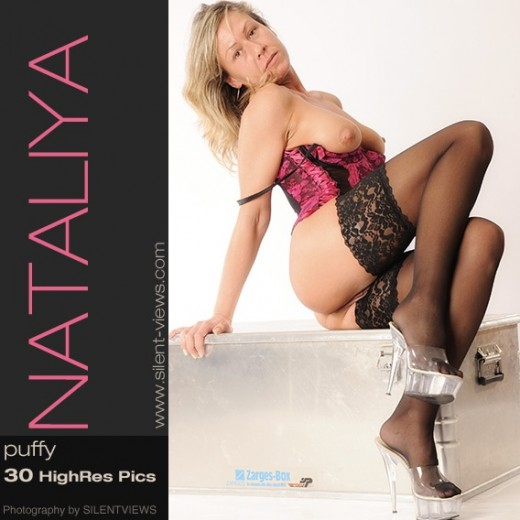 Nataliya - `#608 - Puffy` - for SILENTVIEWS2