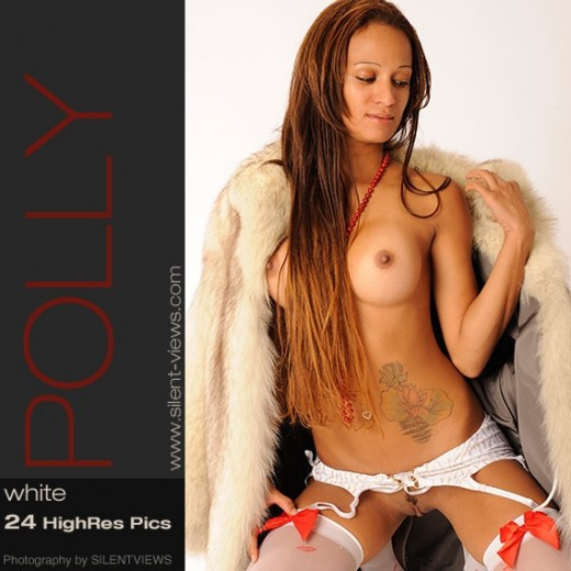 Polly - `#592 - White` - for SILENTVIEWS2